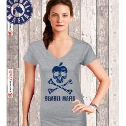 Bembel Mafia LOGO Girl V-Shirt