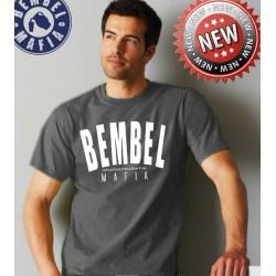 "Bembel Mafia ""Bembel DUNKELgrau"" T-Shirt"