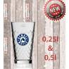 6er Pack Oriischinaaal BEMBEL MAFIA EBBLER GLAS