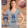 "BM  RIPPY Girly ""Holy Ebbler"" V-Shirt"