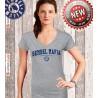 Bembel Mafia Collage Girl V-Shirt