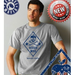 """Bembel Mafia """"Hessen Wild Rippy"""" -Shirt"""