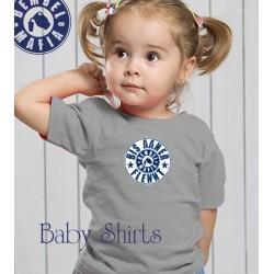 """Bembel Mafia """"BABY Flenner"""" T-Shirt"""